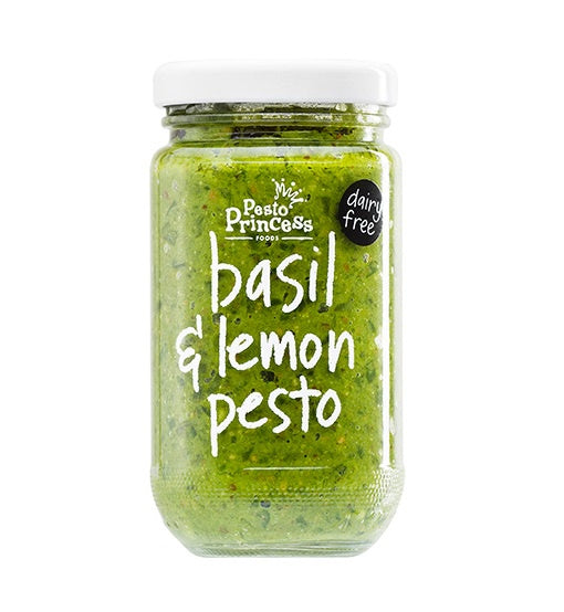 Pesto Princess Basil & Lemon Pesto