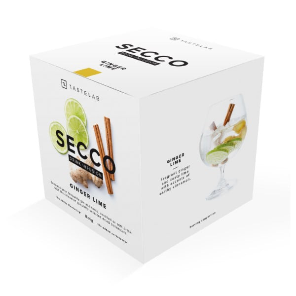 Secco Drink Infusion - Ginger Lime