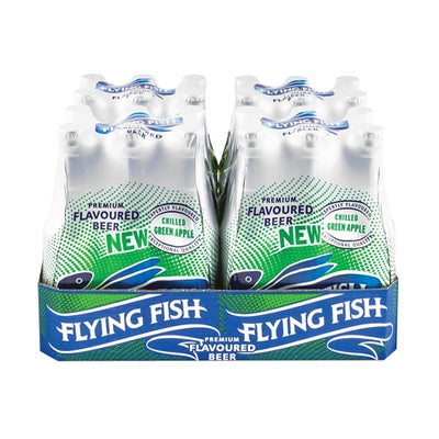Flying Fish Apple Beer 330ml Bottle - Case