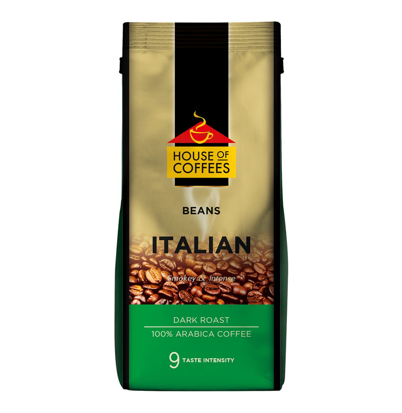 House of Coffees Italian 250g
