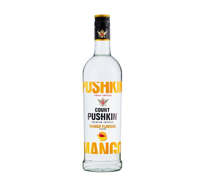Count Pushkin Vodka Mango