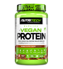 Nutritech 100% Vegan Protein Double Dutch Cocoa 908g