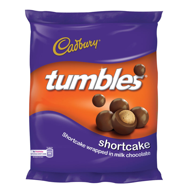 Tumbles Shortcake Large Bag 200g