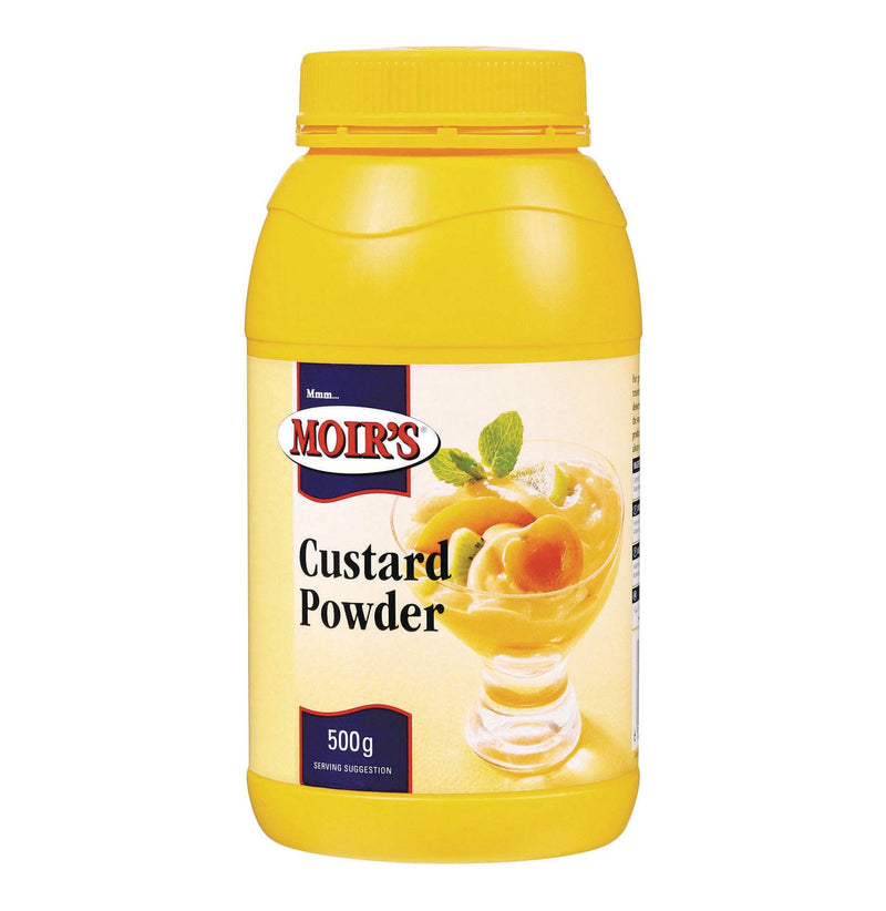 Moir's Custard Powder 500g