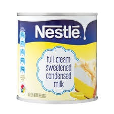 Nestle Full Cream Sweetened Condensed Milk 385g