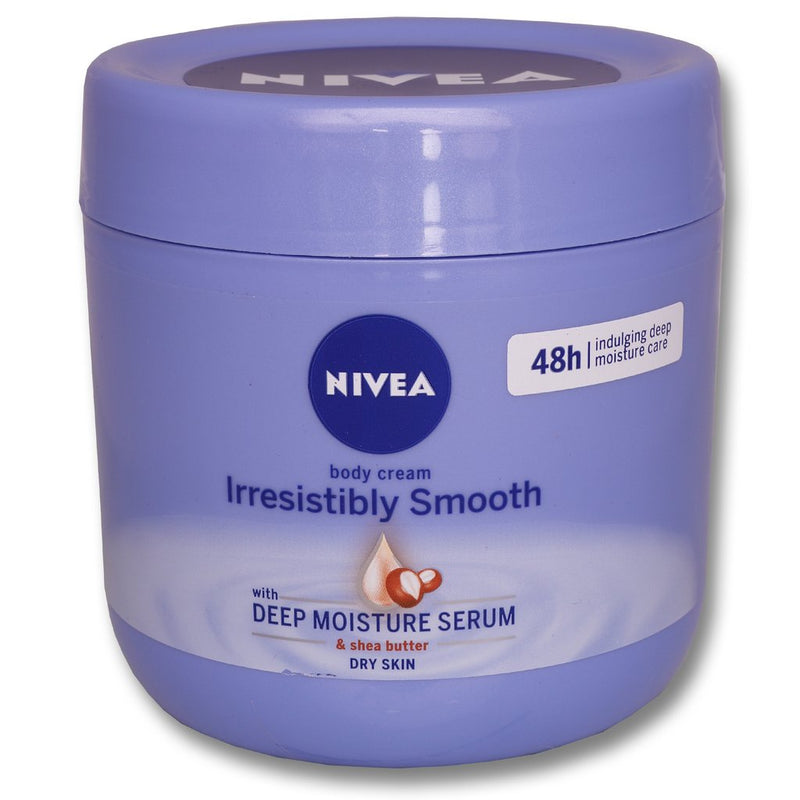 Nivea Irresistibly Smooth Body Cream 400ml