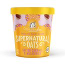 Wazoogles Supernatural Oats - Salted Caramel & Mulberries
