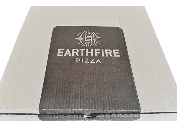 Earthfire DIY Pizza Box - 2 Pizzas
