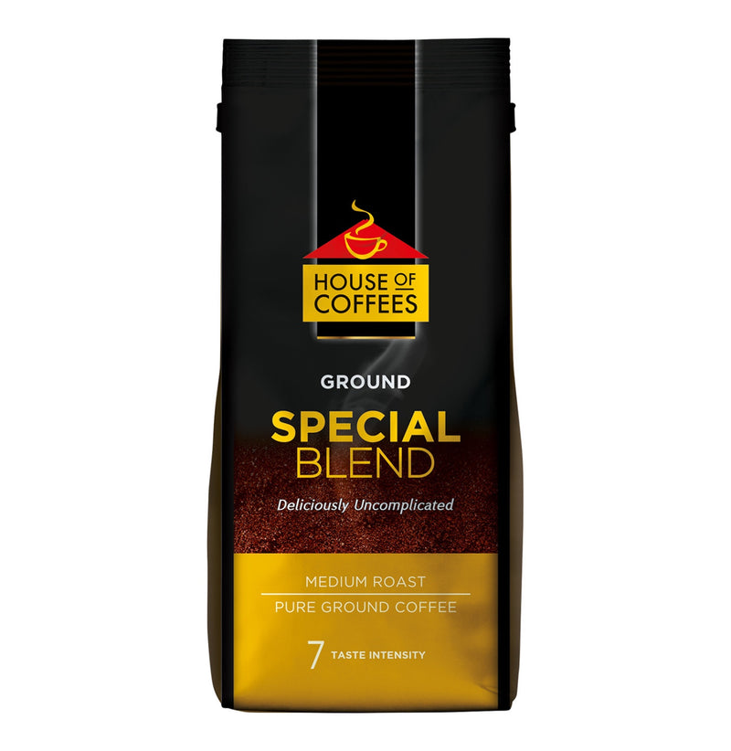 House of Coffees Special Blend 250g