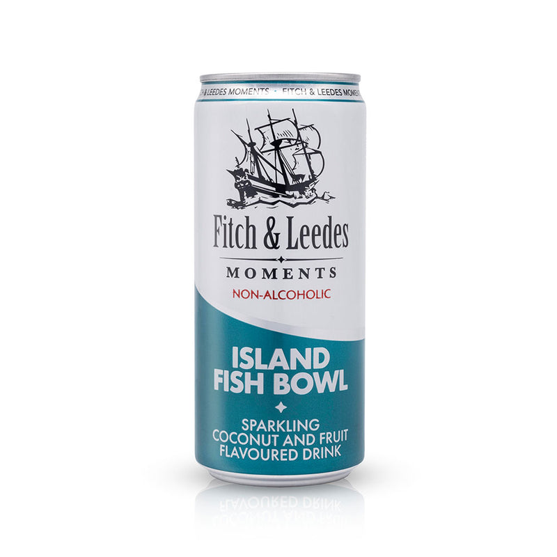 Fitch & Leedes Moments - Island Fish Bowl 6 Pack