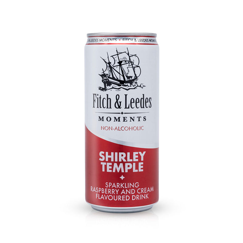 Fitch & Leedes Moments - Shirley Temple 6 Pack
