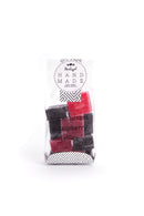 Meshuggah Blackcurrant & Raspberry Jelly Squares