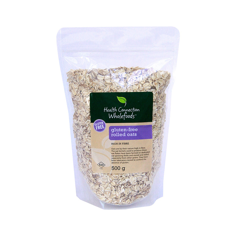 Health Connection - Gluten Free Rolled Oats 500g