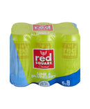 Red Square Chilled Lime & Blueberry 6 pack