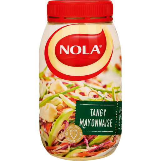 Nola Tangy Mayonnaise 750ml