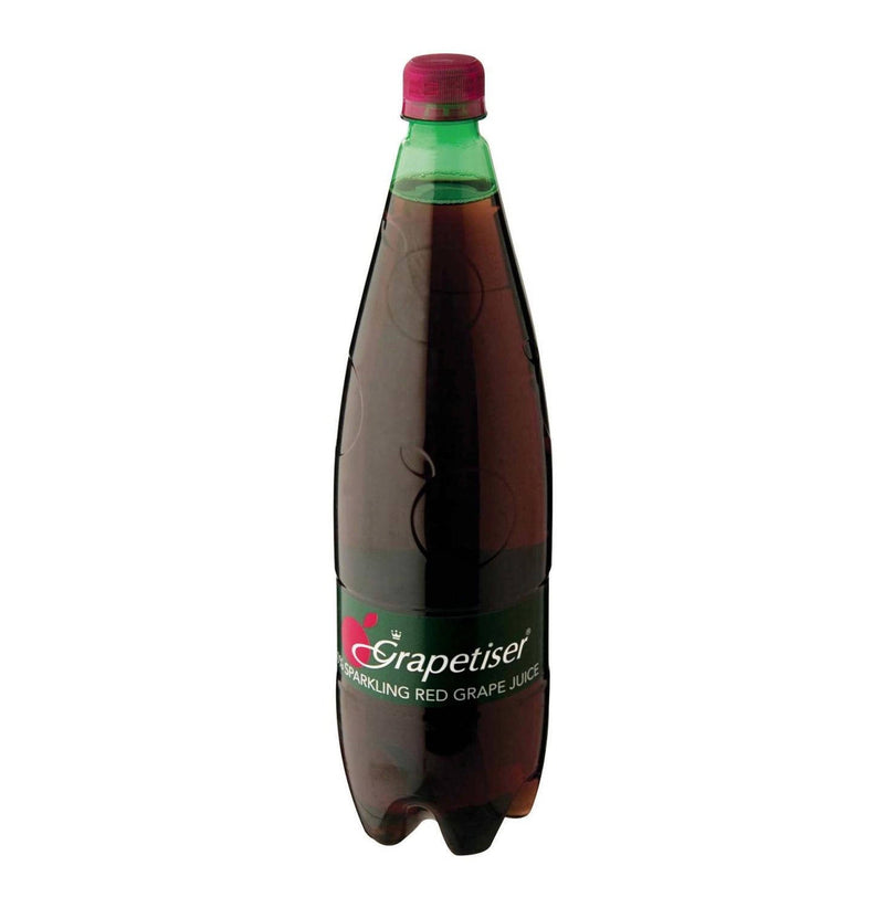 Red Grapetiser 1.25L Bottle