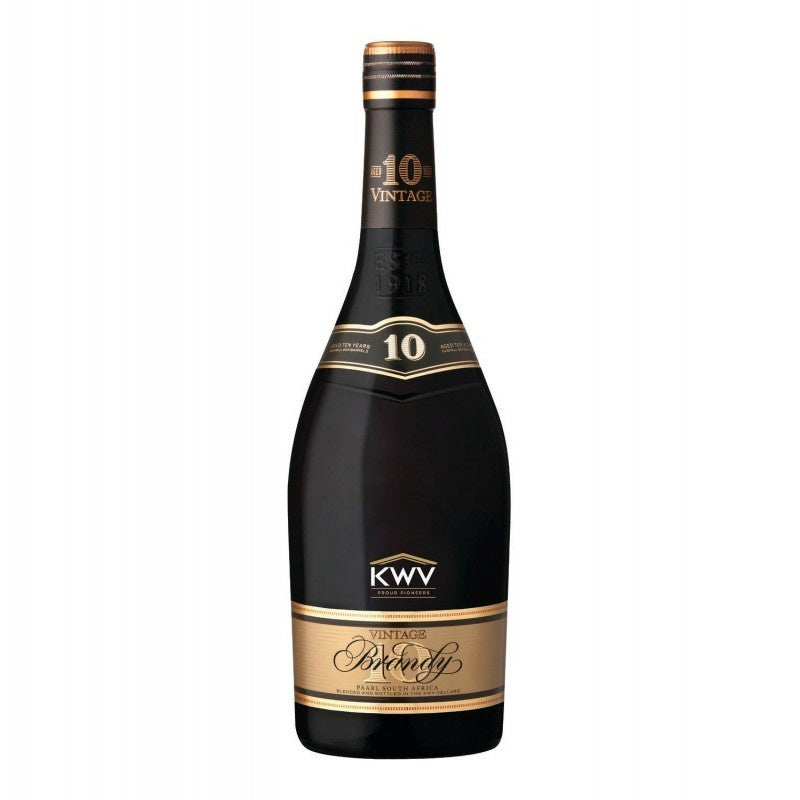 KWV 10 Year Brandy 750ml
