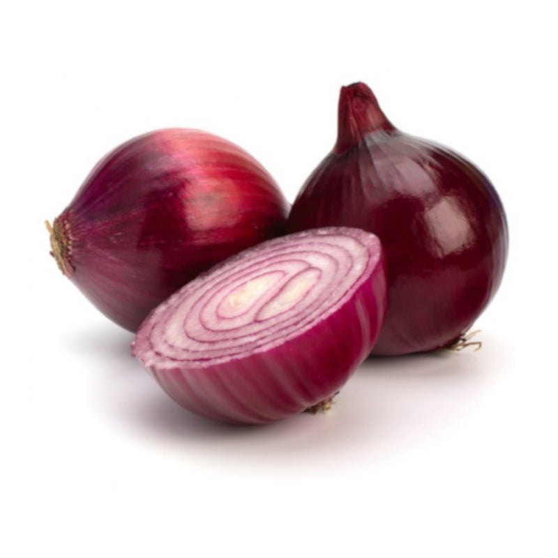 Onions Red - 1KG Bag