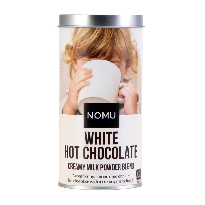 Nomu White Hot Chocolate 250g
