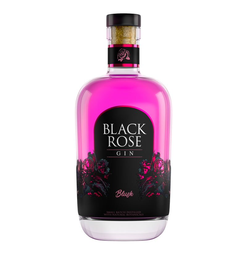 Black Rose Blush Gin 750ml
