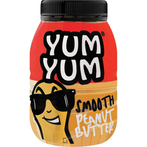 Yum Yum Peanut Butter Smooth 800g