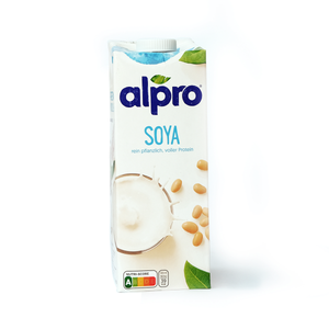 1 Tetra-Pack Alpro Soya Drink Kalzium, Vegan Shop