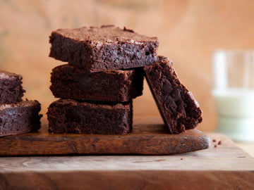 Fresh-Baked Brownies