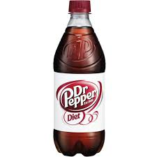 Diet Dr. Pepper - 20oz Bottle