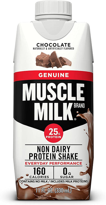 Muscle Milk - Chocolate - 11oz