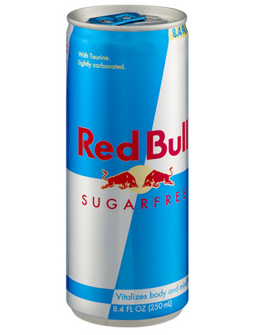 Red Bull - Sugar Free - 8oz