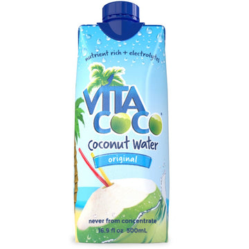 Vita Coconut Water - 11.1oz