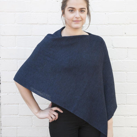 Lightweight Poncho - Multiple Colours