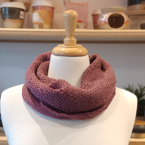 Textured Cowl - Multiple Colours