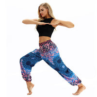Blissful Chakra Jumpsuit Pants