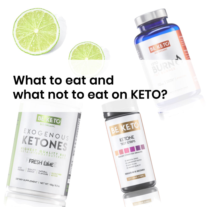 Ketogenic Diet: What To Eat & What To Avoid