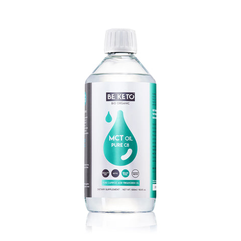 MCT Oil C8 500ML