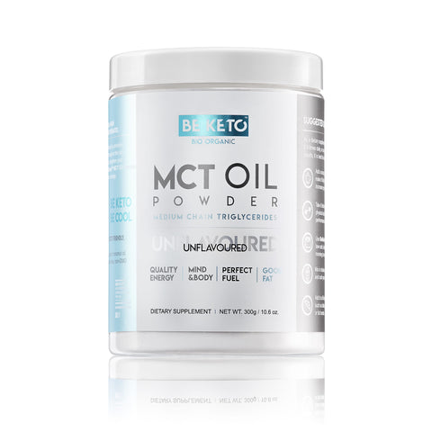 MCT Oil Powder - UNFLAVOURED 300G