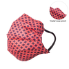 V Mask Diamond Red