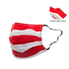 V Mask Flag Stripes-3