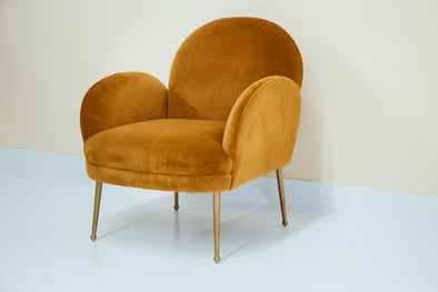 The Caroline Velvet Chair (5182555553836)