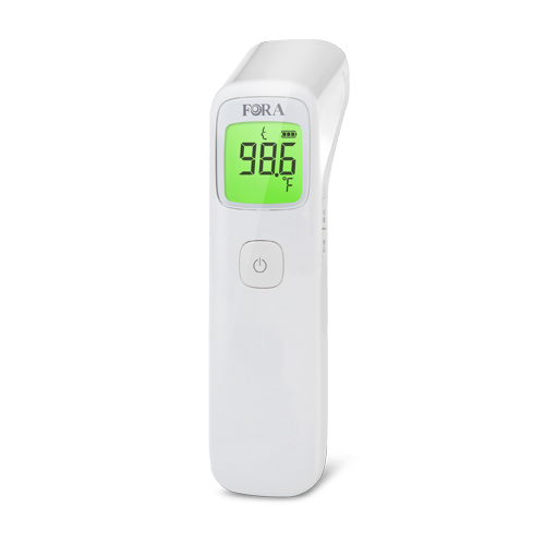 FORA® FocusTemp - Contactless Forehead Thermometer (IR42) - Altys Group