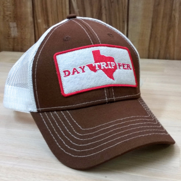 Daytripper Brown Patch Hat