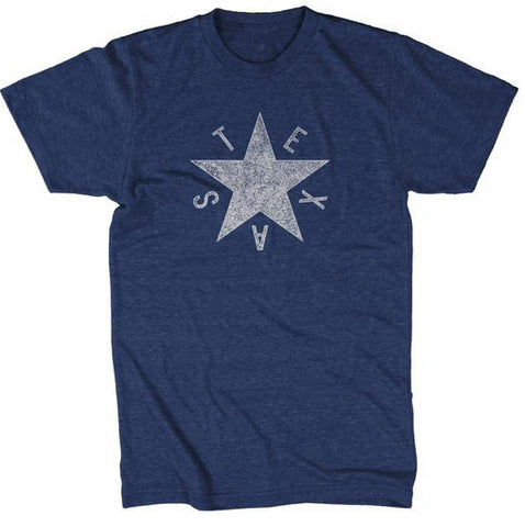 DeZavala Star Flag - T-shirt