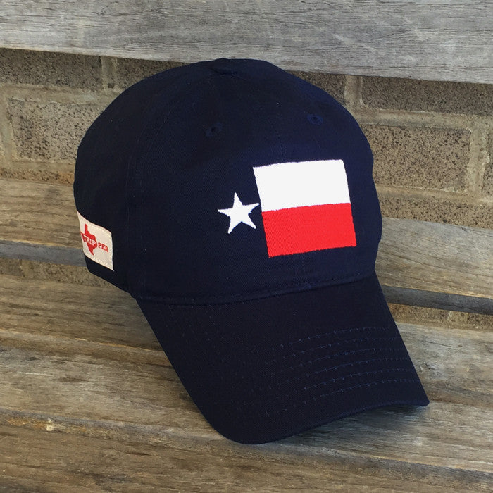 Daytripper Navy Texas Flag Hat