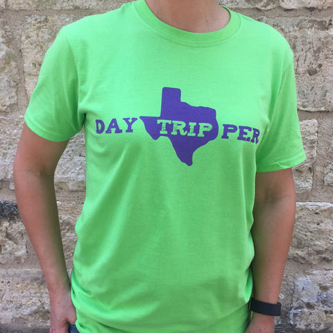 Daytripper Shirt Lime Green