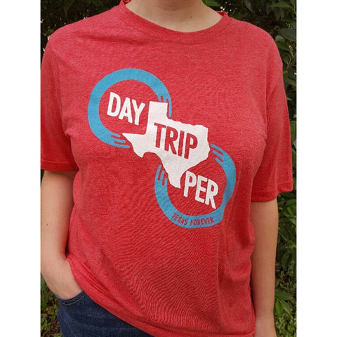 Daytripper Season 8 Shirt Red