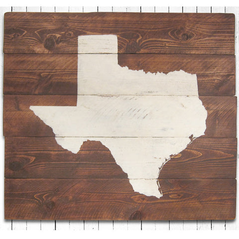 Lone Star Wall Decor