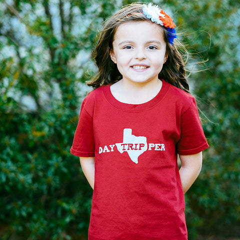 Daytripper Shirt Youth Red