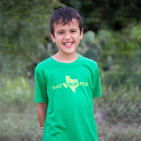 Daytripper Shirt Youth Green