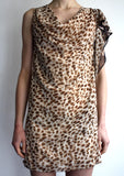 <strong>WUNDERKIND</strong> PRINTED CHIFFON DRESS SIZE S